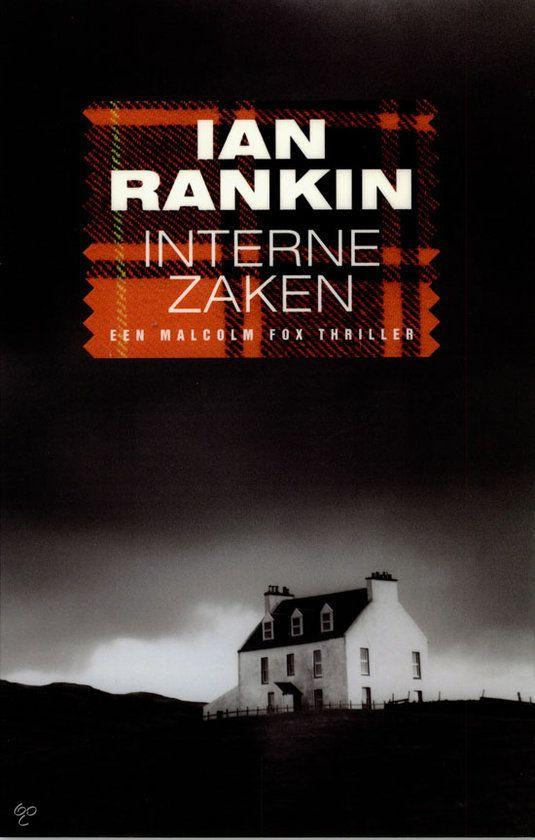 bol.com | Interne Zaken, Ian Rankin | Boeken