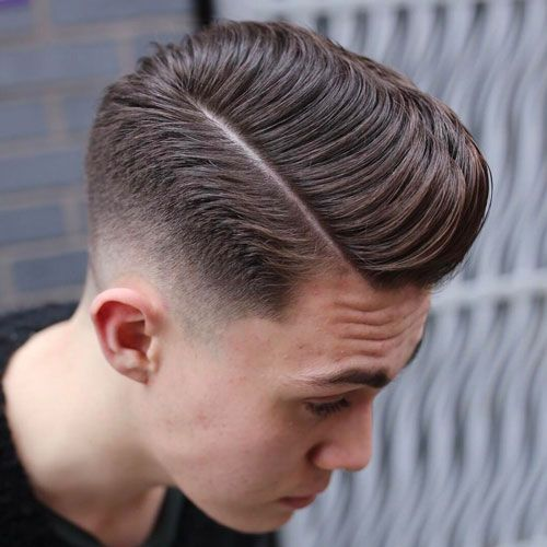 Best Hairstyles For Men Over 30 2: 30 Fade Haircuts For Men 2018