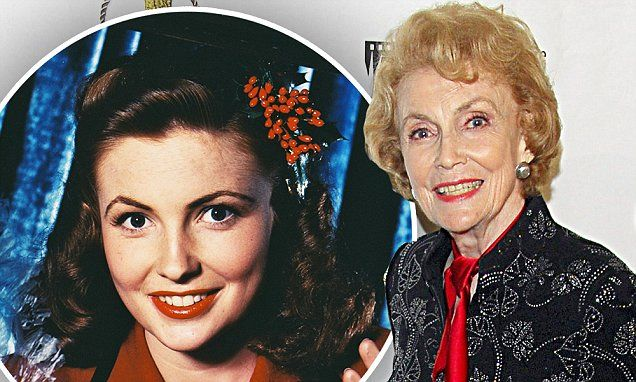 Hollywood golden age ingénue Joan Leslie dies at 90