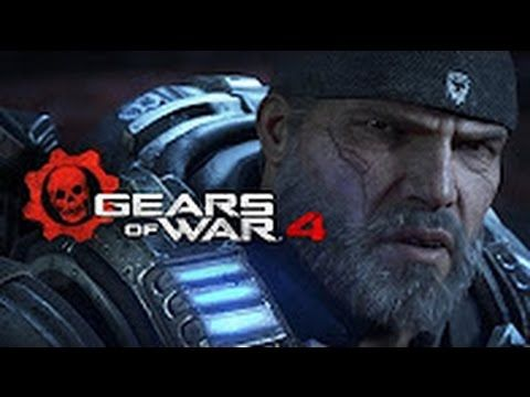 Gears of War 4 Launch Trailer - XBOX ONE & PC