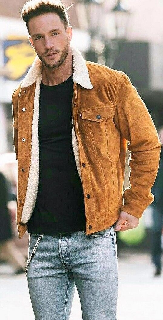 Male Bulges Jeans 54