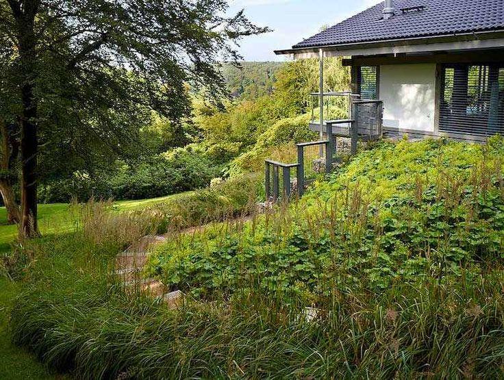 1000 Id Es Propos De Jardin En Pente Sur Pinterest Cour En Pente Lam Nagement Paysager En