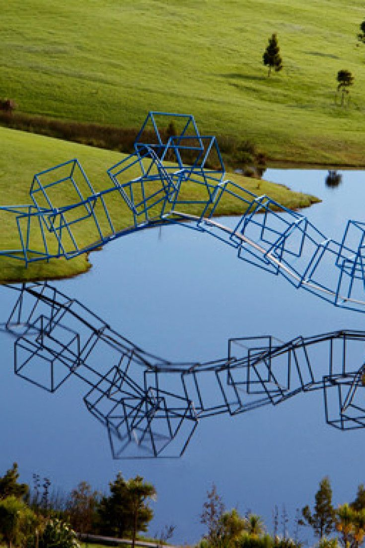 These Are The Remarkable Outdoor Artworks That Transform Nature Into Canvas