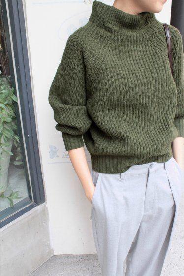 cardigan stitch