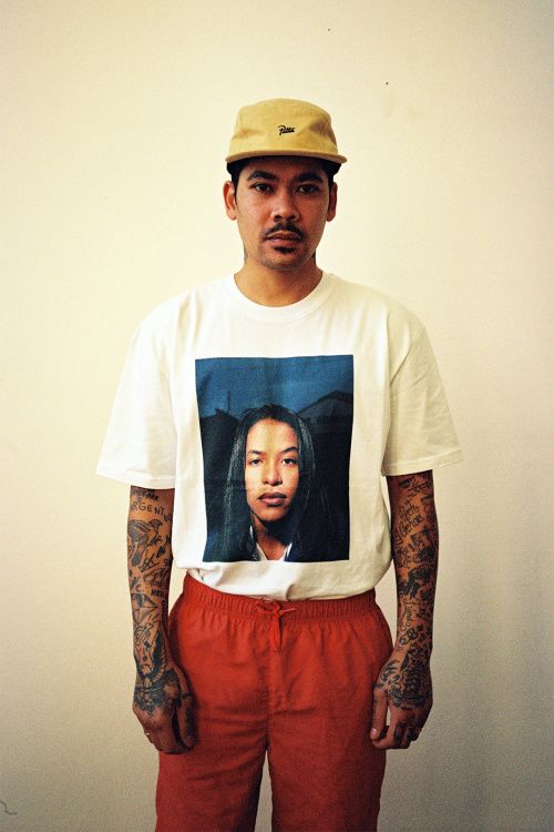 Dana Lixenberg Patta Aaliyah Allen Ginsberg T Shirt