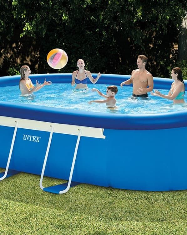 It S Time Cork Flooring Popped Up In More Homes And Here S Why In 2021 Inflatable Swimming Pool Swimming Pools Plastic Swimming Pool