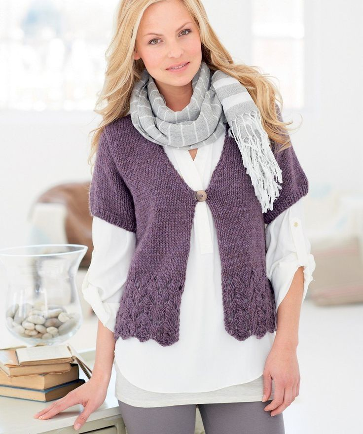 Cardigan and Waistcoat in Rico Fashion Highland Tweed - 137. Discover more Patterns by Rico at LoveKnitting. The world's largest range of knitting supplies - we stock patterns, yarn, needles and books from all of your favorite brands.