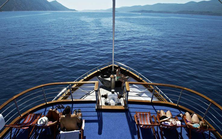 Kroatia paljastaa kaikkein kauneimmat puolensa mereltä katsottuna. Lähde mukaan Kroatian Saaristoristeilylle! www.apollomatkat.fi #Kroatia #risteily