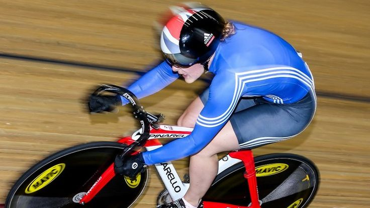 Katy Marchant interview: Former jack of all trades aiming to become the master of one