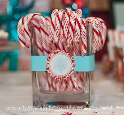 christmas ideas  red and aqua #Blue #Red #Christmas #holiday #aqua #turquoise:
