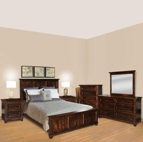 Algonquin Bedroom Suite Cabinfield