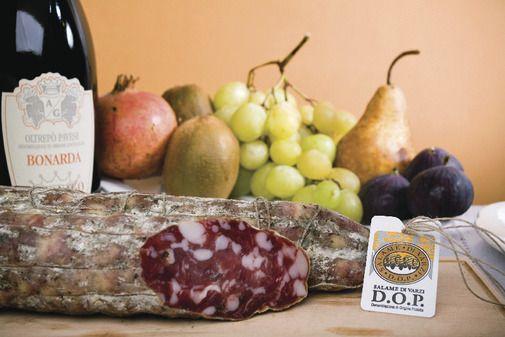 Salame di Varzi DOP - FoodInItaly