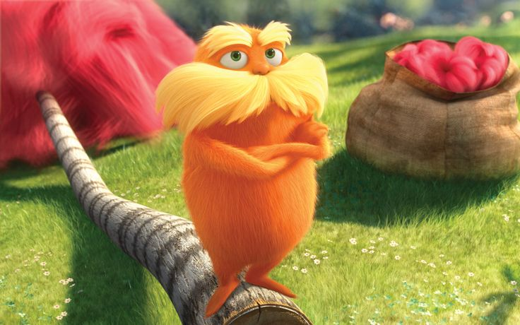 Not sure about this one but I will have to see The Lorax.