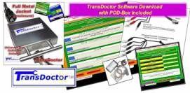 Transdoctor automotive transmission repair                     software