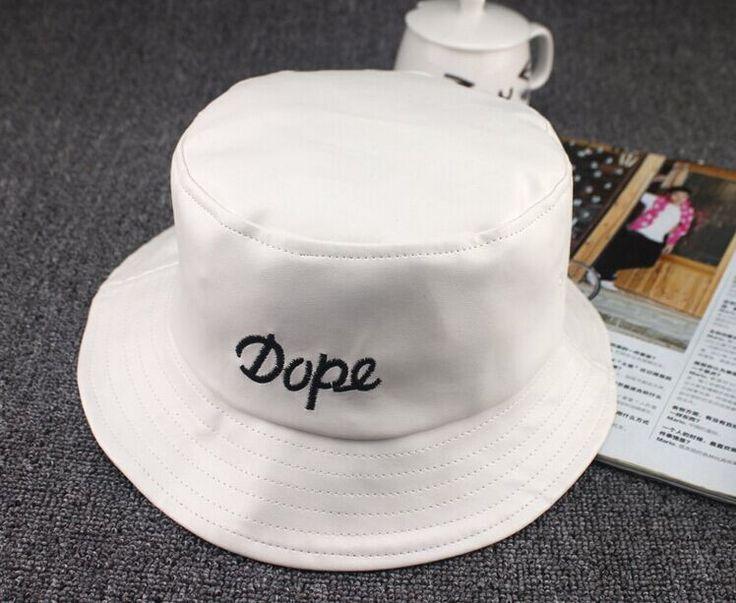 black white fisherman hat bob chapeau boonie fishing bucket cap vintage hip hop PU leather summer bucket hat for men women
