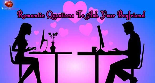 Dating romantic questions