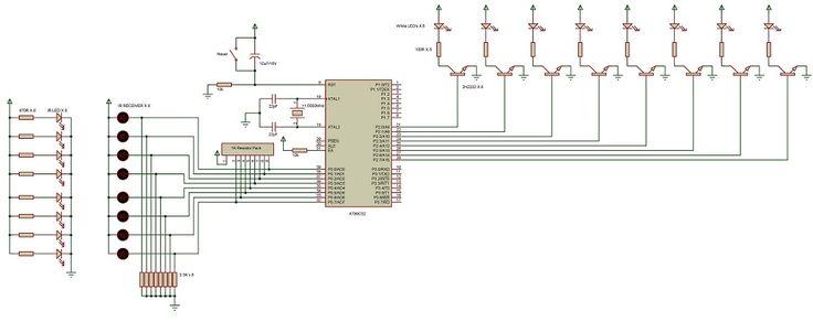 Automatic Street Light Control System Using Ldr Transistor Bc
