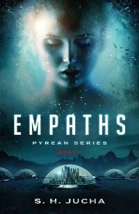 Empaths designed by Damonza.com | JF: A beautiful and evocative cover with a figure that perfectly matches the title idea. ★
