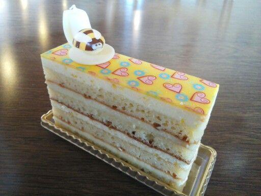 ゆずと百花蜂蜜のお菓子       ¥432