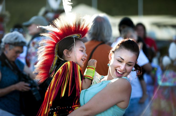 The Julyamsh powwow hosted by the Coeur d'Alene Tribe will return this summer at a new venue, the Kootenai County Fairgrounds in Coeur d'Alene. The powwow last was held at the Greyhound Park Event Center in Post Falls in 2014. The tribe cancelled the celebration last summer in a dispute over the use of 'instant racing' machines at the Greyhound Park. (Tyler Tjomsland / The Spokesman-Review)