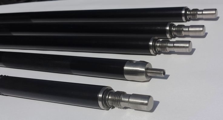 Linghunt Pole spear connectors.    Not the best in the World like most say about their gear, but the best I can make and design at this time.