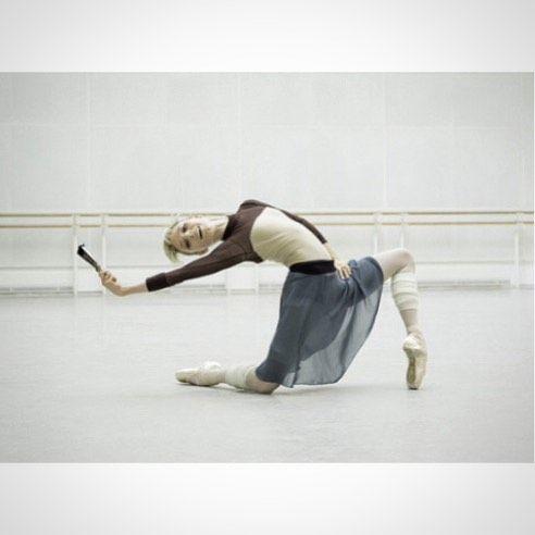 Sarah Lamb rehearsing Don Quixote Photo © Johan Persson  #sarahlamb #royalballet #donquixote #ballet #ballerina #kitri