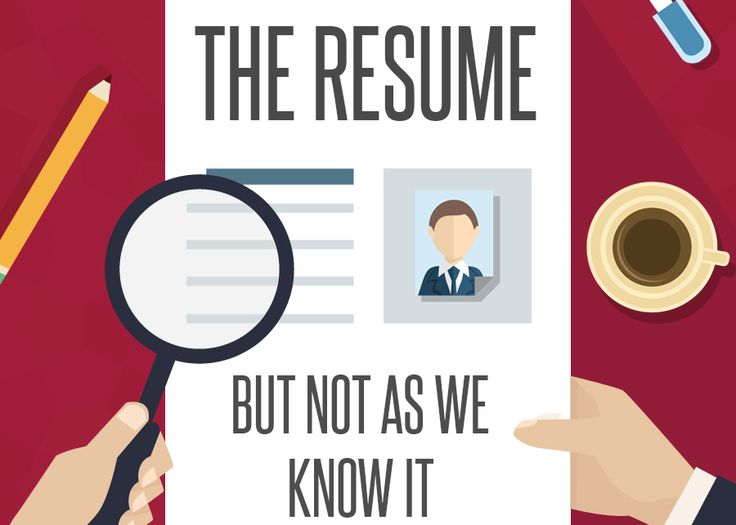 how resumes