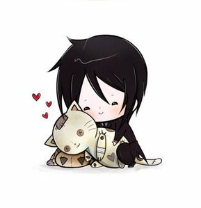 Sebastian from Black Butler ^__^
