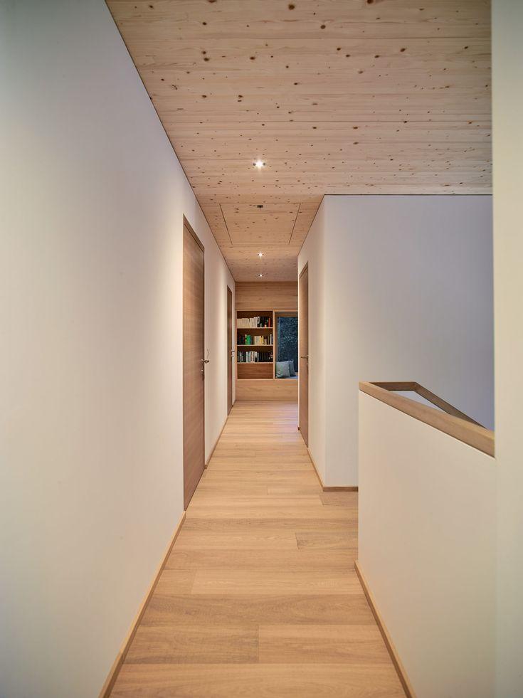 Einfamilienhaus H / A-St. Anton im Montafon | Berchtold Holzbau Vorarlberg
