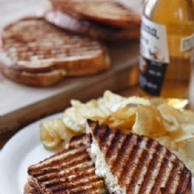 ultimate grilled cheese ina