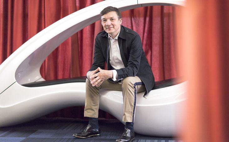 Русский дополненной реальности: как выпускник МАИ стал визионером Google :: Технологии и медиа :: Журнал РБК