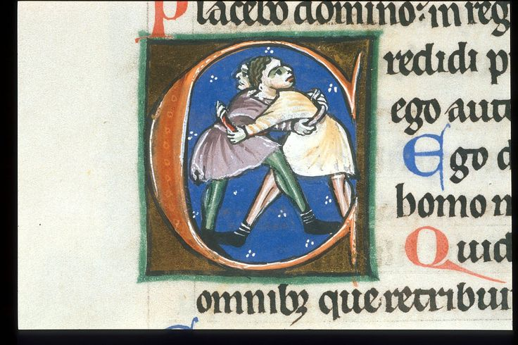 The Olympics are nearly upon us. Борьба в средневековом стиле. So let's limber up with a little wrestling, medieval style. http://blogs.bl.uk/digitisedmanuscripts/2012/05/wrestling-mania.html …