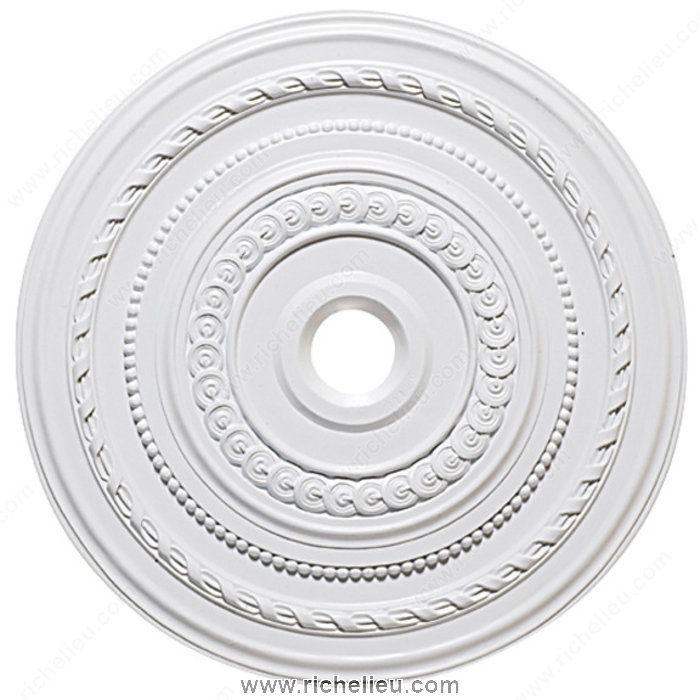 Médaillon de plafond 26 po - J44112699 - Quincaillerie Richelieu