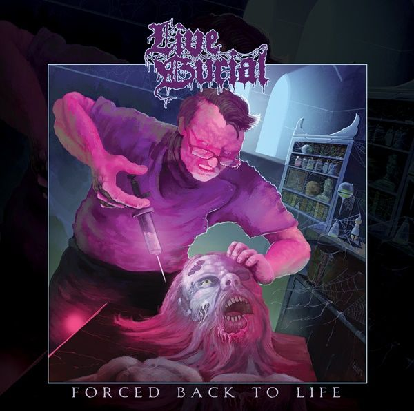 Review: Live Burial – Forced Back to Life (2016)  Read more at http://www.rockenportada.com/index.php/review-live-burial-forced-back-to-life-2016/05/2016#Ezh1pA7Cgmealtud.99