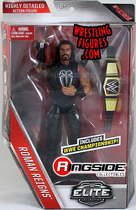Roman Reigns - WWE Elite 45 WWE Toy Wrestling Action Figure