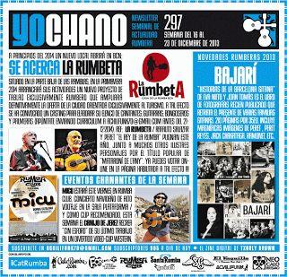 SANT GAUDENCI Rumba Catalana: YOCHANO nº297
