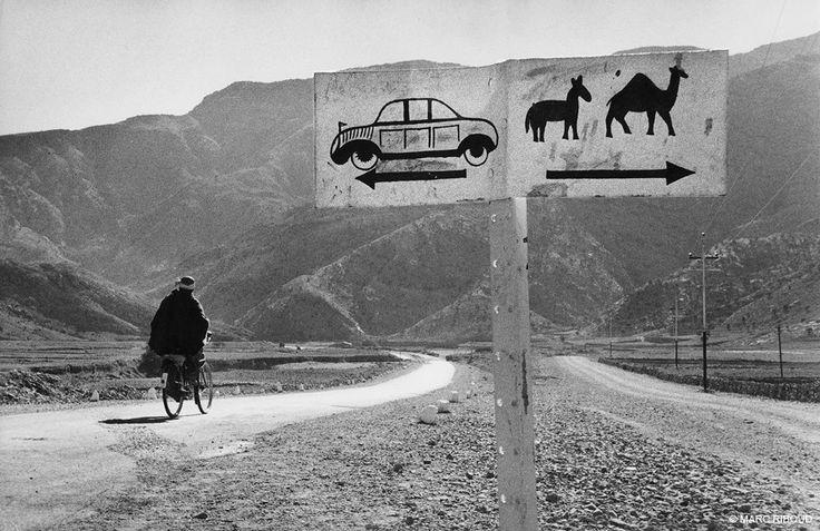 Марк Рибу.  Хайберский перевал.  1955 [:: SemAp Twitter ||  SemAp ::]