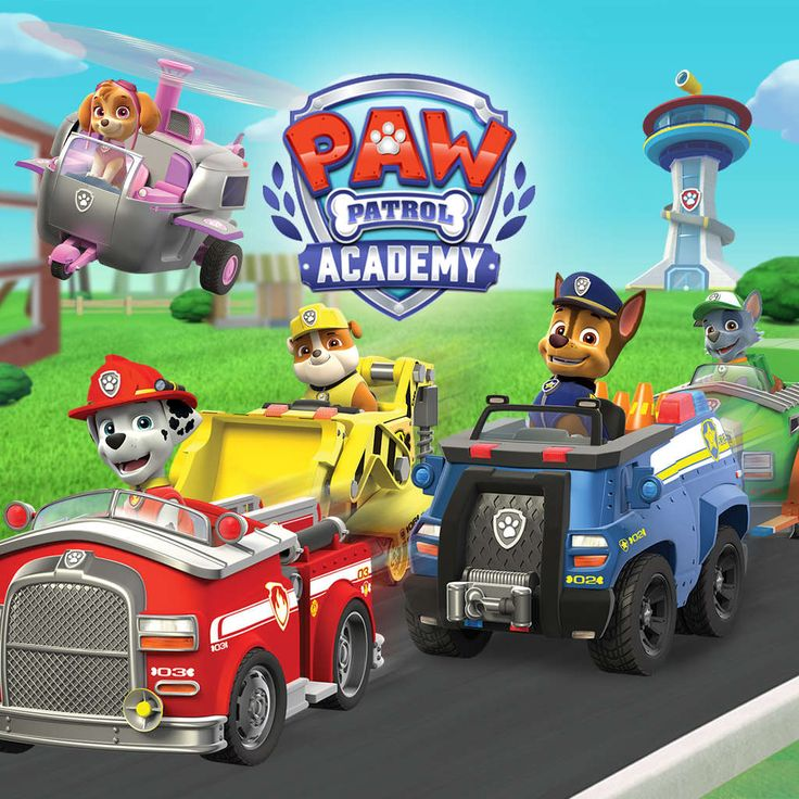 Play online games with Chase, Marshall, Rocky, and the rest of the PAW Patrol. Preschoolers will learn about problem-solving and teamwork through adventure games, arcade games, and more.