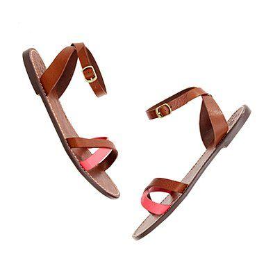 The Crisscross Boardwalk Sandal: Summer Sandals, Sho, Crisscross Boardwalk, Sandals Crisscross, Madewell Crisscross, Clothing, Caramel Sandals, Boardwalk Sandals, Flats Sandals