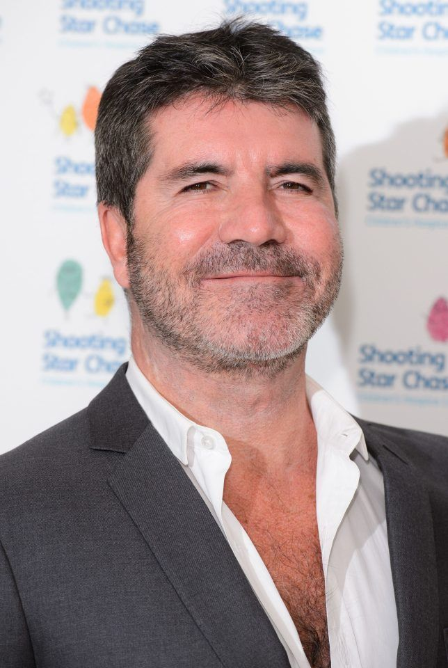 Simon Cowell quits smoking for the sake of young son Eric – The Sun