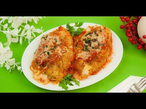 Piept de pui umplut cu mozzarella: o rețetă rapidă pentru o cină rafinată! - Savuros.TV