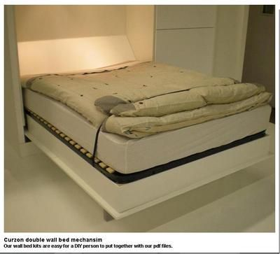 21 best images about stowaway beds on pinterest hideaway. Black Bedroom Furniture Sets. Home Design Ideas