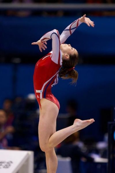 McKayla Maroney gymnast, gymnastics, Olympian plus 3/1 http://coolspotters.com/athletes/mckayla-maroney/photos_videos#medium-1613082