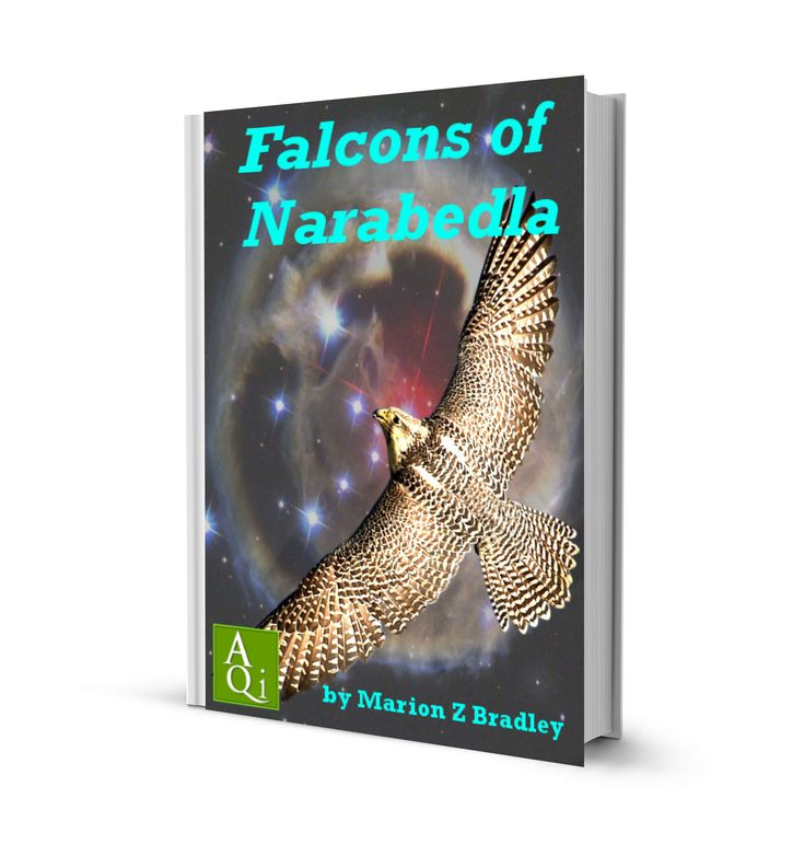 The Falcons of Narabedla, by Marion Z Bradley: eBook