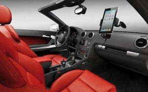 support voiture pour iPad Air ou iPad Mini