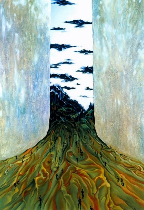 Сюрреализм от Vladimir Kush (230 работ)                                                                                                                                                      More