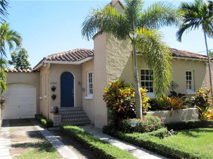 Old Spanish Homes & Coral Gables Historic Homes For Sale