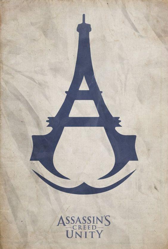 Pin De Nabil Za En Assassin S Creed Logo De Assassins Creed Juegos De Arte Assassins Creed