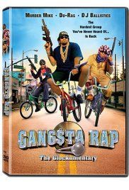 Watch Gangsta Rap The Glockumentary Online. The hardest group you've never heard of is back. Gangsta Rap is a mockumentary based on a group of over the hill gangster rappers (circa NWA), trying to make a comeback. Its a hilarious look at the soft underbelly of hard core hip hop.