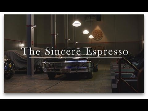 I always 'come' when you call. — Sincere Espresso This is the first time I...